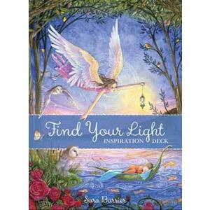 Find your Light Insperation deck by Sara Burrier