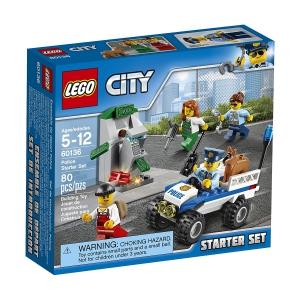 City Police Starter Set 60136