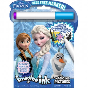 Frozen Magic Ink
