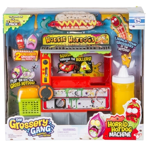 Grossery Gang Season 2 Horrid Hot Dog Playset
