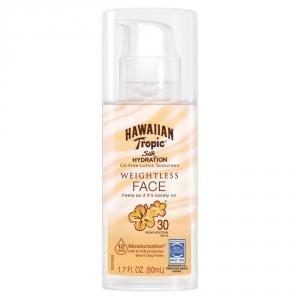 Hawaiian Tropic Silk Sunscreen Lotion SPF 30