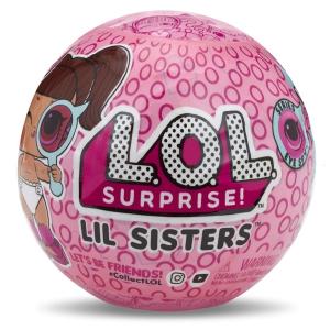 L.O.L. Surprise!! Lil Sisters Ball Eye Spy Series