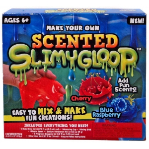 Make Your Own Scented Slimygloop