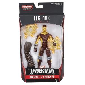 Marvel Spider-Man 6-inch Legends Series Shocker