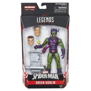 Marvel Spider-Man 6in Legends Series Green Goblin