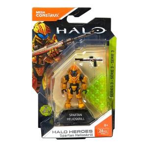 Mega Construx Halo Heroes Spartan Helioskrill Figure