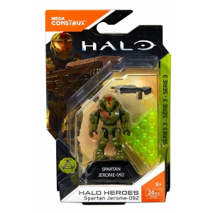 Mega Construx Halo Spartan Jerome Building Set
