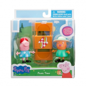 Peppa Pig Picnic Time Peppa and Candy