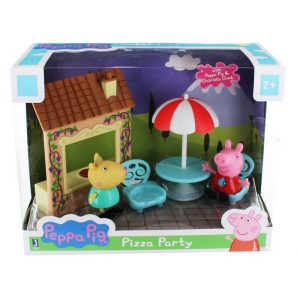 Peppa Pig Pizza Party Figure Playset
