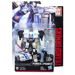 Power of The Primes Deluxe Class Autobot Jazz