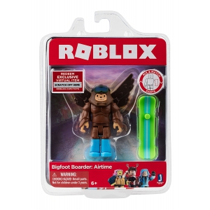 ROBLOX Bigfoot Boarder Airtime Figure