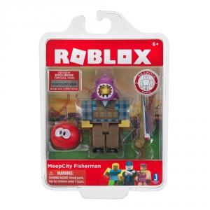 Roblox MeepCity Fisherman Figure Pack