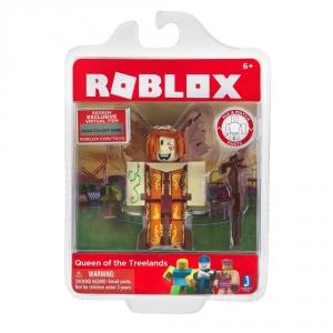Roblox Queen of the TreeLands Figure