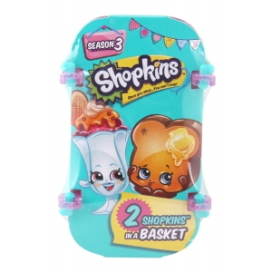 Shopkins Season 3 2-Pack with Basket