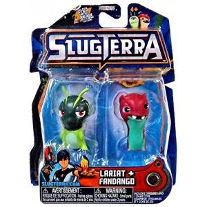 Slugterra Series 5 Lariat and Fandango Mini Figure 2-Pack