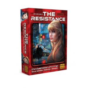 The Resistance -The Dystopian Universe