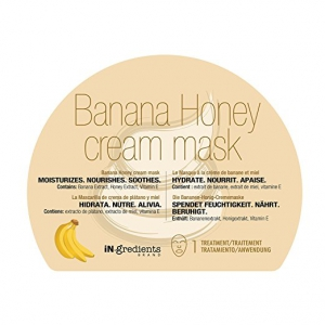 iN.gredients Cream Mask Banana Honey