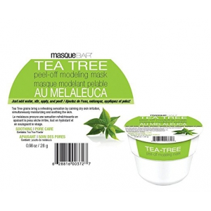 masque BAR Tea-tree Peel Off Modeling Mask Green