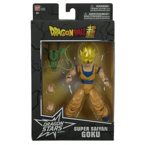 Dragon Ball Super Dragon Stars Super Saiyan Goku Figure