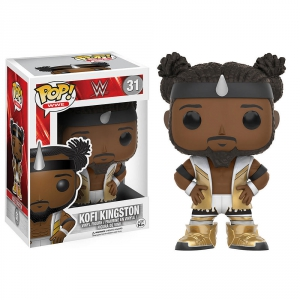Funko POP WWE Kofi Kingston Action Figure