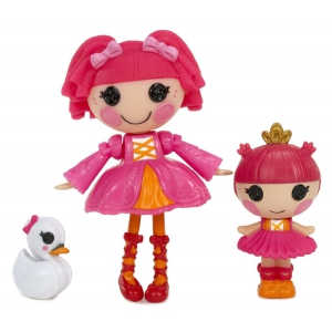 Lalaloopsy Mini Littles Tippy Tumblelina and Twisty Tumblelina Doll