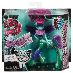 Monster High Fright-Mares Caprice Whimcanter