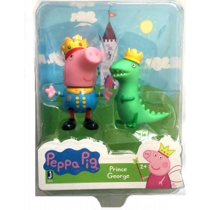 Peppa Pig Prince George and Mr. Dinosaur