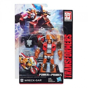 Transformers Generations Power of the Primes Wreck Gar