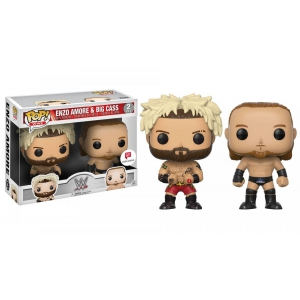 WWE Wrestling Funko POP! Enzo Amore & Big Cass