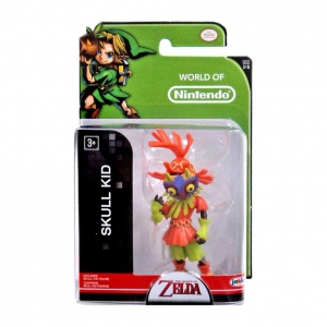 World of Nintendo  Zelda Skull Kid Figure
