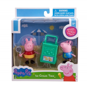 Peppa Pig - Peppa and George Ice Cream Time