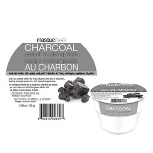 masque BAR Charcoal Peel Off Modeling Mask Grey