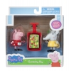 Peppa Pig Peppa and Emily Elephant Gardening