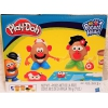 Play-Doh Mr. and Mrs. Potato Head 14 Piece Activity Set