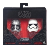 Black Series Die Cast Phasma and Stormtrooper